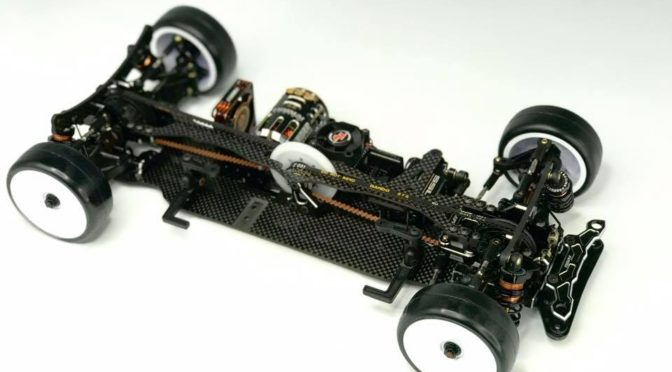 3Racing Advance 20M – Mittelmotor