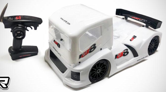 IGT8 GTe Euro Truck als RTR