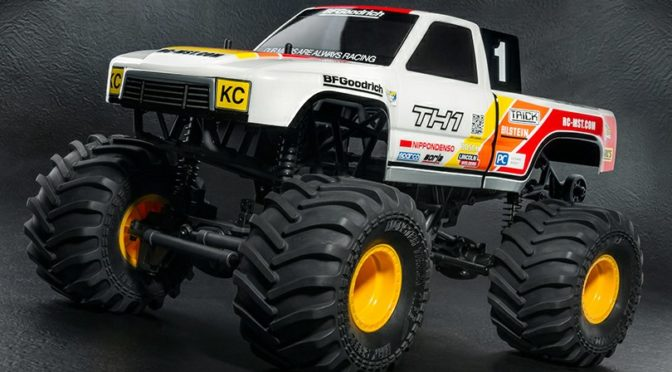 MTX-1 RTR Monster Truck TH1