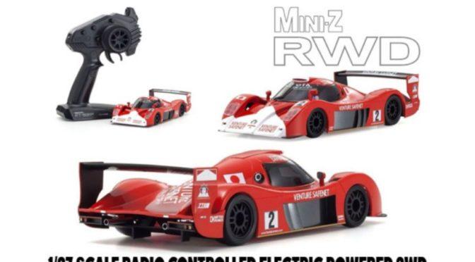 Mini-Z RWD Toyota GT-One TS020 No.2
