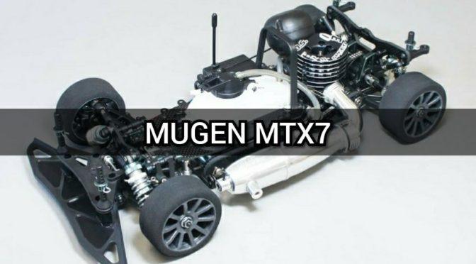 Mugen MTX7 – Mehr Bilder