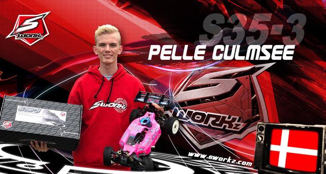 Pelle Culmsee wechselt zum Sworkz Team Dänemark