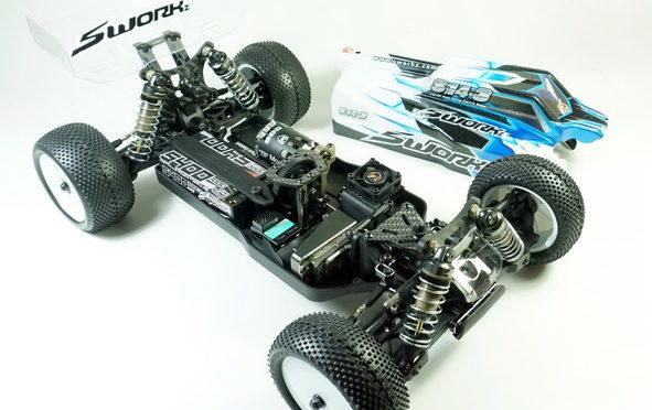SWORKz 1/10 S14-3 4WD Dirt Edition