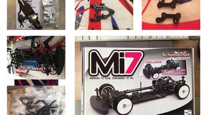 Schumacher Mi7 – Kleiner Aufbaubericht