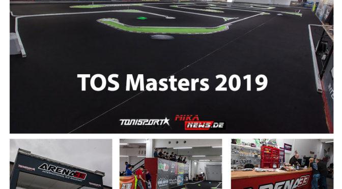 Das TOS-Masters 2019 in der Arena33
