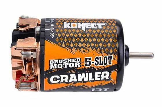 Brushed Motor für Crawler von Konect