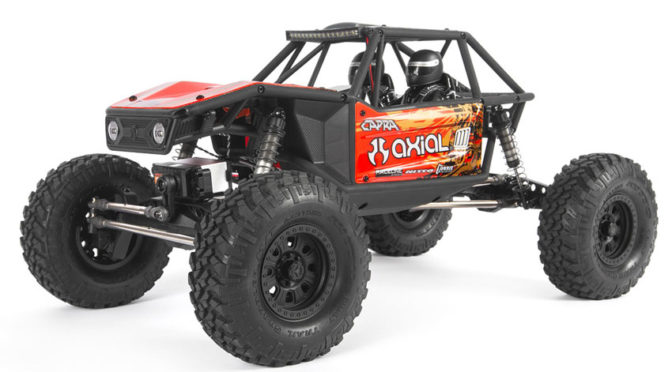 AXIAL® CAPRA 1.9 UNLIMITED TRAIL BUGGY 1/10TH 4WD RTR