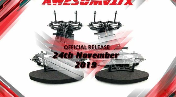 Awesomatix A800MMX kommt im November