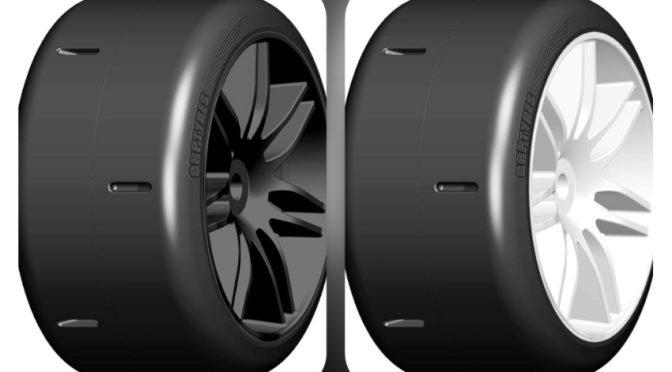Neuer 1/5 Slick-Reifen von GRP