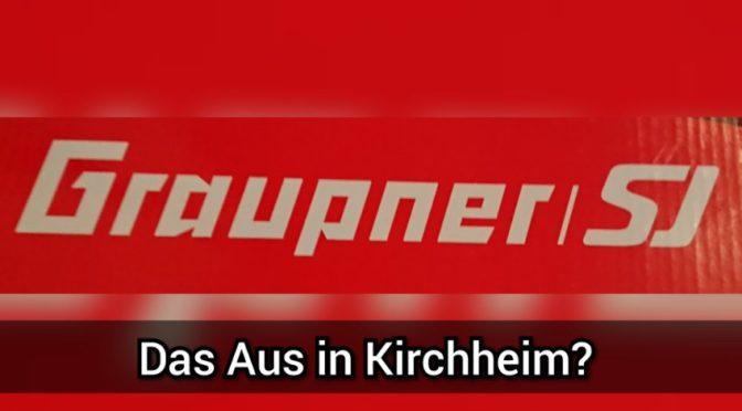 Antrag auf Insolvensverfahren bei Graupner SJ/GmbH