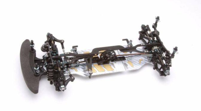 Mittelmotor-Kit für den MTC-1 mit wahlweise Chassis aus Carbon , Alu Flex ,Alu Cross Flex