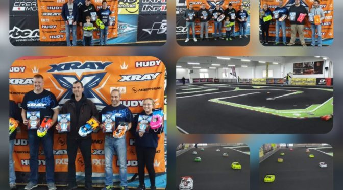 XRAY Racing Series Germany #2 in der Arena33
