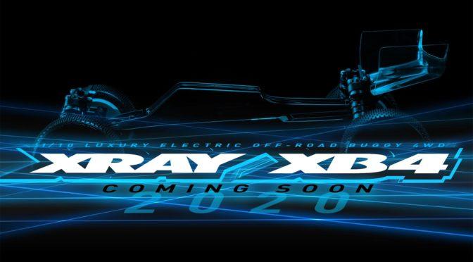 XRAY XB4'20 kommt bald