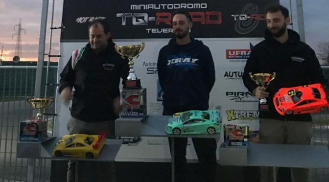 Mario Spiniello gewinnt das Antonio Calce Memorial Race