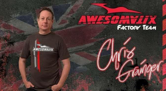 Chris Grainger bei Awesomatix