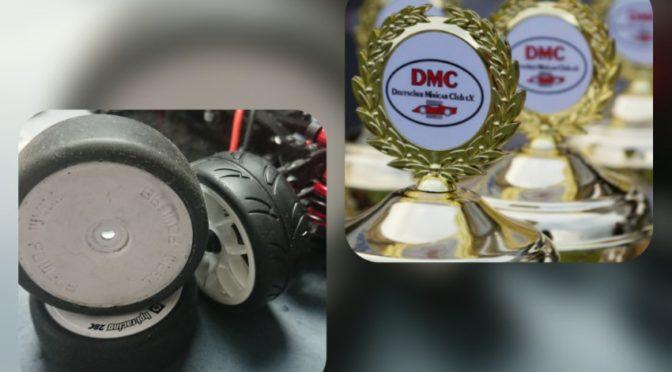 DMC-News – Reifen für EGTW+F1 offen