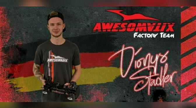Dionys Stadler bei Awesomatix im Factory Team