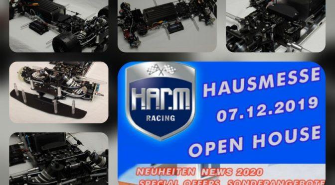 Neuheiten auf der H.A.R.M. Hausmesse