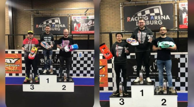 Indoor Dutch Nationals in der Racing Arena Limburg