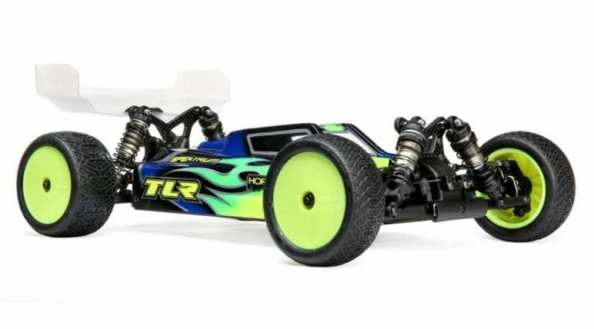 Losi 22X-4 1/10 4WD Buggy