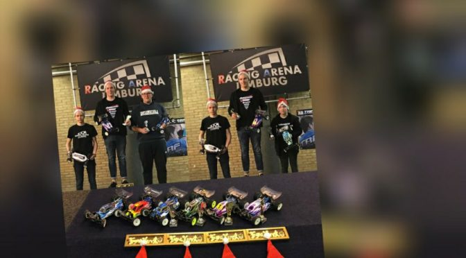 Doppelsieg beim Christmas Race für Marcel Schneider