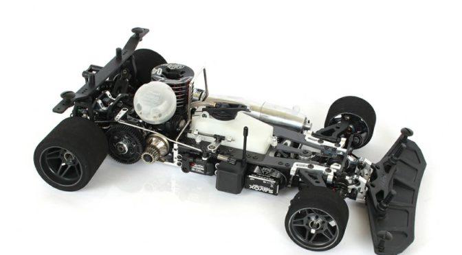 ARC 1/8th On-Road Racing Kit R8.2LCG
