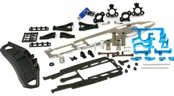 Shepherd Conversion Kit Velox V8WC -> V8.2