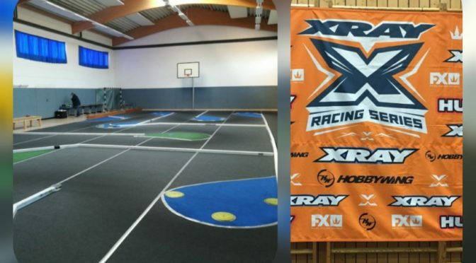 XRAY Racing Series startet beim MSC-Herrenhaide