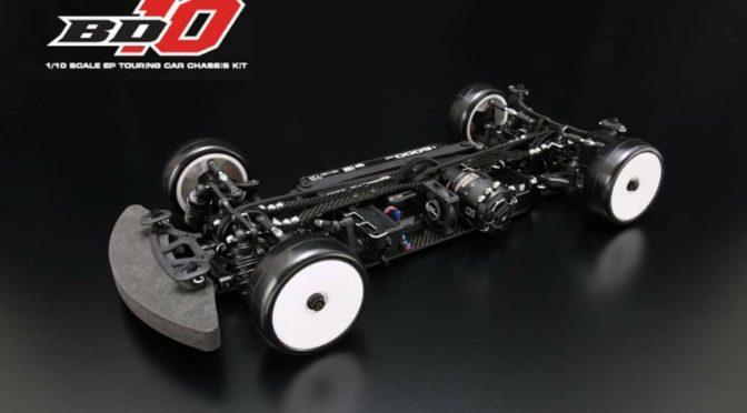 Yokomo präsentiert ihren Mittelmotor BD10