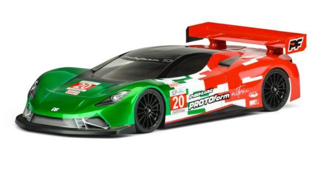 Vittoria GT Karosserie von Protoform
