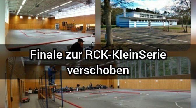 Finale zur RCK-KleinSerie beim MRC Grossnauheim