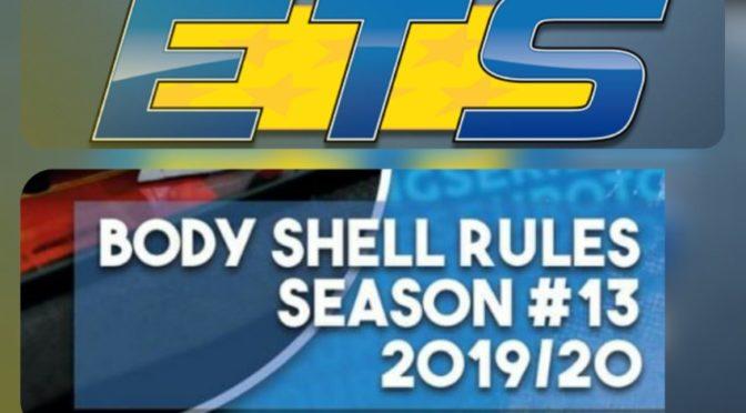 ETS Karosserieregelung für Season 13