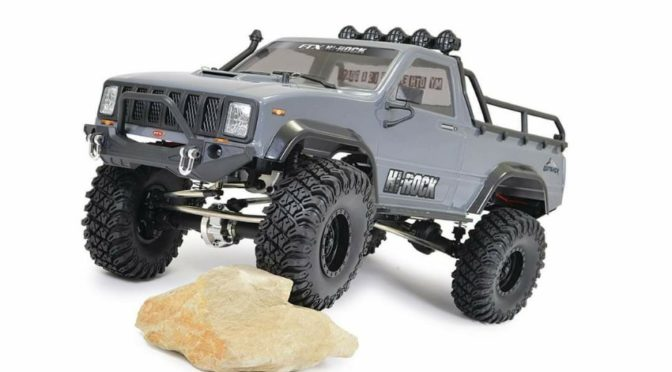 FTX Outback Hi-Rock 1:10 Trail Crawler RTR