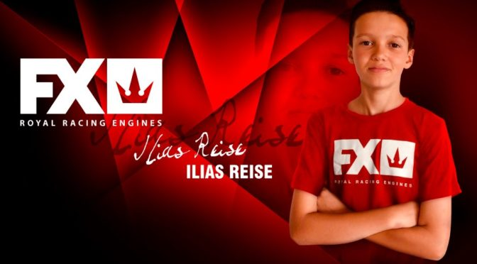 German Junior Champion Ilias Reise wechselt zu FX Engines