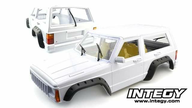 Hard Plastic XJ Sport Coupe Body Kit