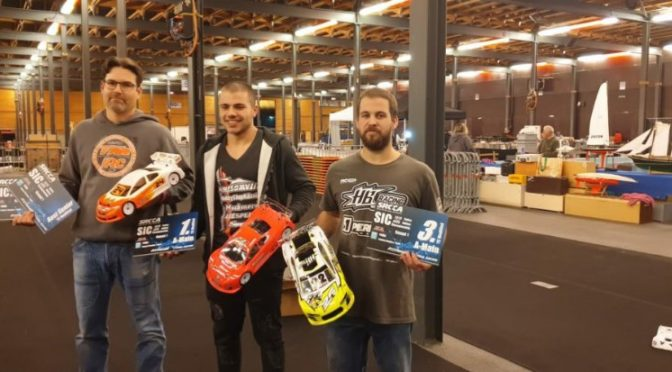 Philipp Huber / Team Magic E4RS4 belegt Platz 2 beim FAMArace 2019
