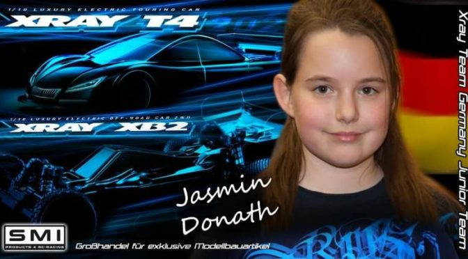 Jasmin Donath im SMI Germany Junior Team