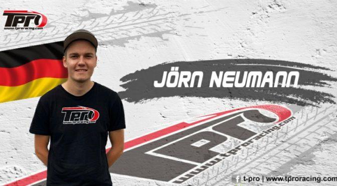 Jörn Neumann wechselt zu TPRO Racing Tires