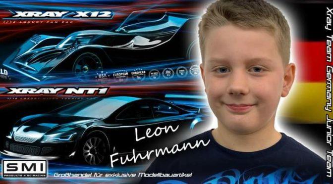 Leon Fuhrmann im SMI Germany Junior Team