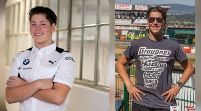 Max Hesse wird Fahrer im BMW Junior Team – Legendäres Motorsport-Programm feiert nach über 40 Jahren Comeback