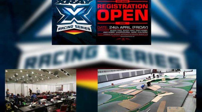 XRAY Racing Series Offroad auf der Intermodellbau 2020