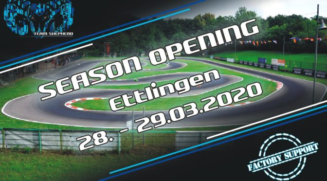 Season Opening in Ettlingen 2020
