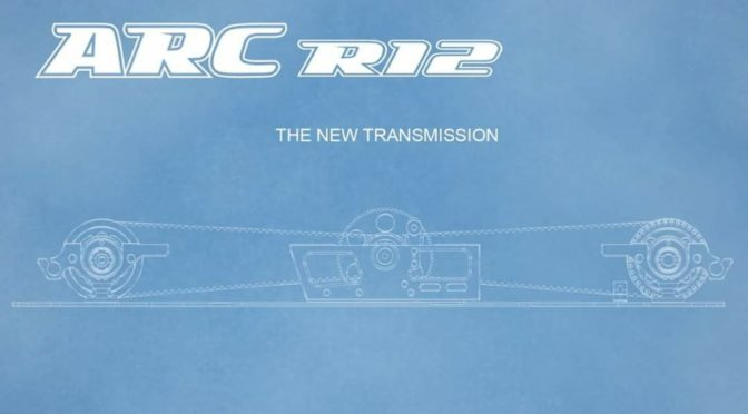 ARC R12 – Der neue Mittelmotor