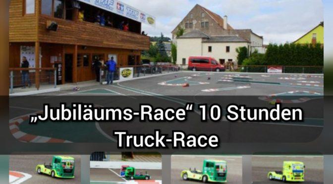 """Jubiläums-Race"" 10 Stunden Truck-Race"
