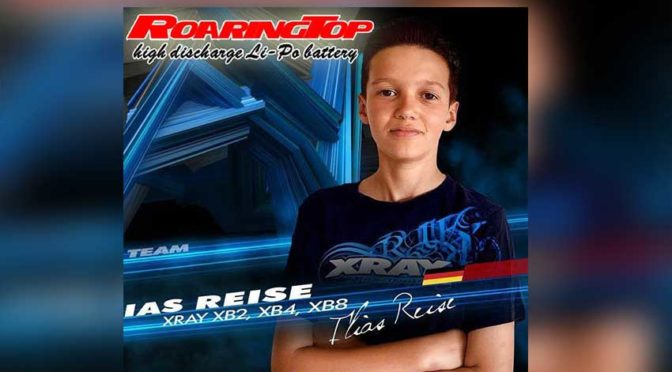 Ilias Reise weiter bei Roaring Top Europe