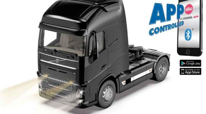 Schweden-Truck mit App steuern –  SIKUCONTROL Volvo FH16 4×2