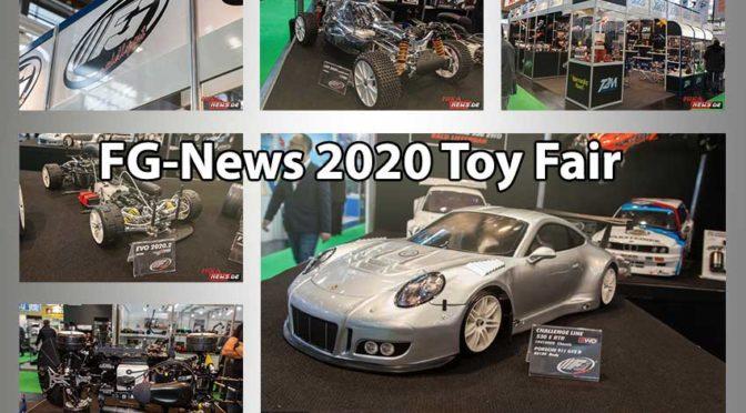 FG-News von der Spielwarenmesse 2020 in Nürnberg