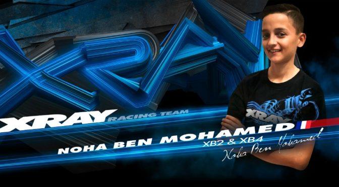Noha Ben Mohamed wechselt zu XRAY