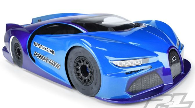 Supersonic Speed Run Karosserie