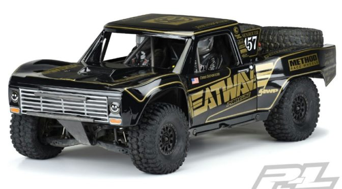 1967 Ford F-100 Race Truck Heatwave Edition (Black)